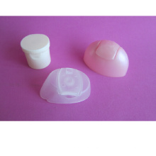 Flip Top Cap for Skin Care Packaging