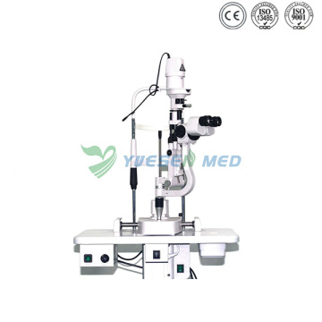 Chinese Medical Portable Digital Opthalmology Optical Hand Held Slit Lamp