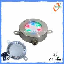 Высокое качество 5W водонепроницаемый IP68 привело фонтан света, нержавеющей стали 316 бассейн света привело подводный свет