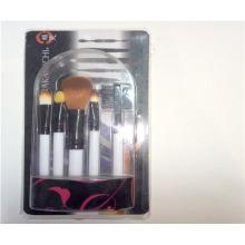 5pcs Makeup Brush Travel Set