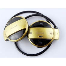 Wireless Stereo Bluetooth Headset Headphone Mini-501 Microphone and Speakerphone