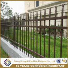 No Welding Gavanlized Steel Factory Fencing