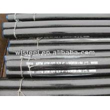 Astm a53 / a106b europe tuyaux en acier au carbone sans soudure
