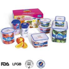Kunststoff-Konservierungsmittelbehälter
