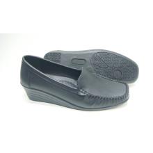Comfort Lady zapatos con suela TPR (SNL-10-084)