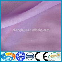 light weight pure cotton voile in white color