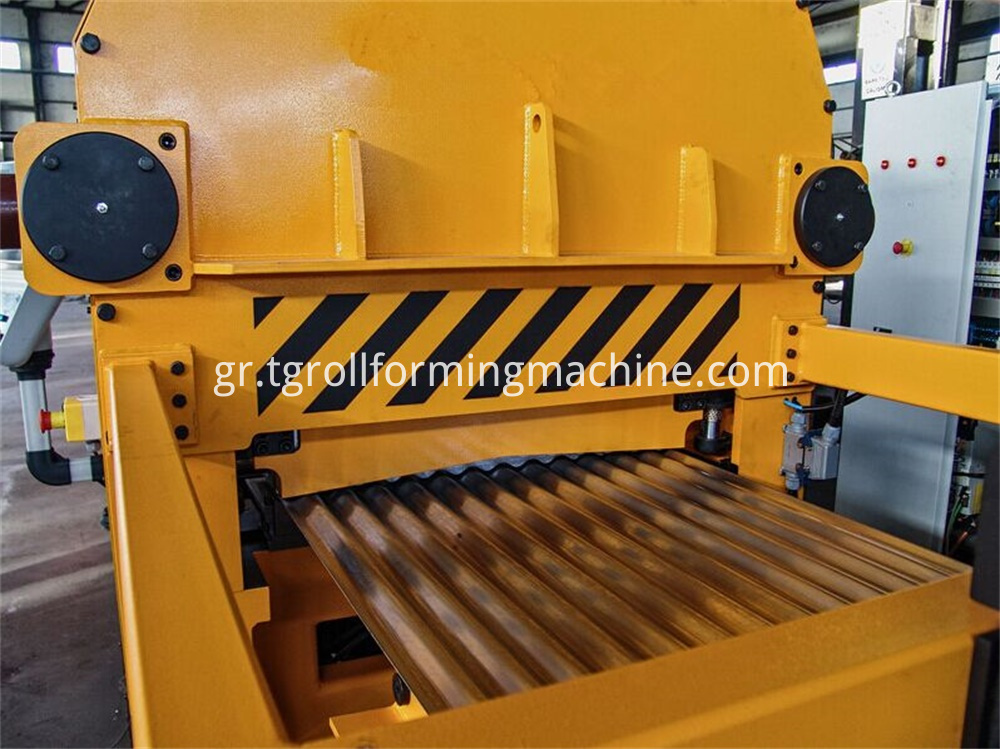 Corrugated Sheet Silo Sidewall Forming machine
