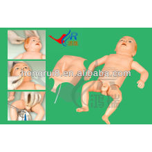ISO Advanced Nursing Infant Simulator,medical simulation teaching model