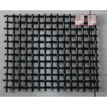 PVC beschichtetes gecrimptes Drahtgewebe / gecrimptes Ineinander greifen (Fabrikpreis)