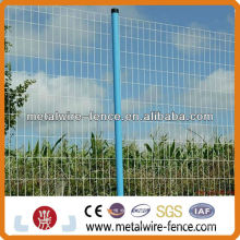 PVC coated weaved euro wire mesh fence