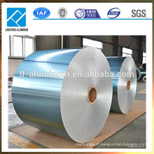 Hot Sale Emballage de produits en aluminium Foil Jumbo Roll