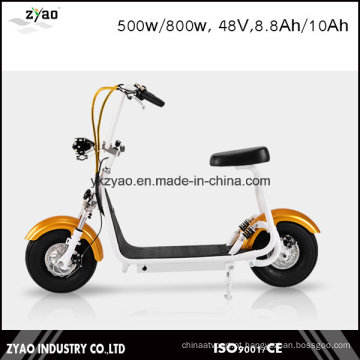 2016 Mais elegante Smart Harley Scooter elétrico Citycoco Scooter Dois grandes rodas para Cool Sports Small Harley Scooter