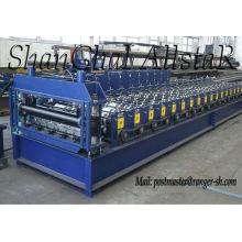 Industrial IBR techo metal máquina formadora de rollos | panel de techo
