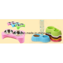 Pet Supply Dog Product Alimento de cerámica Perro de agua Bowl