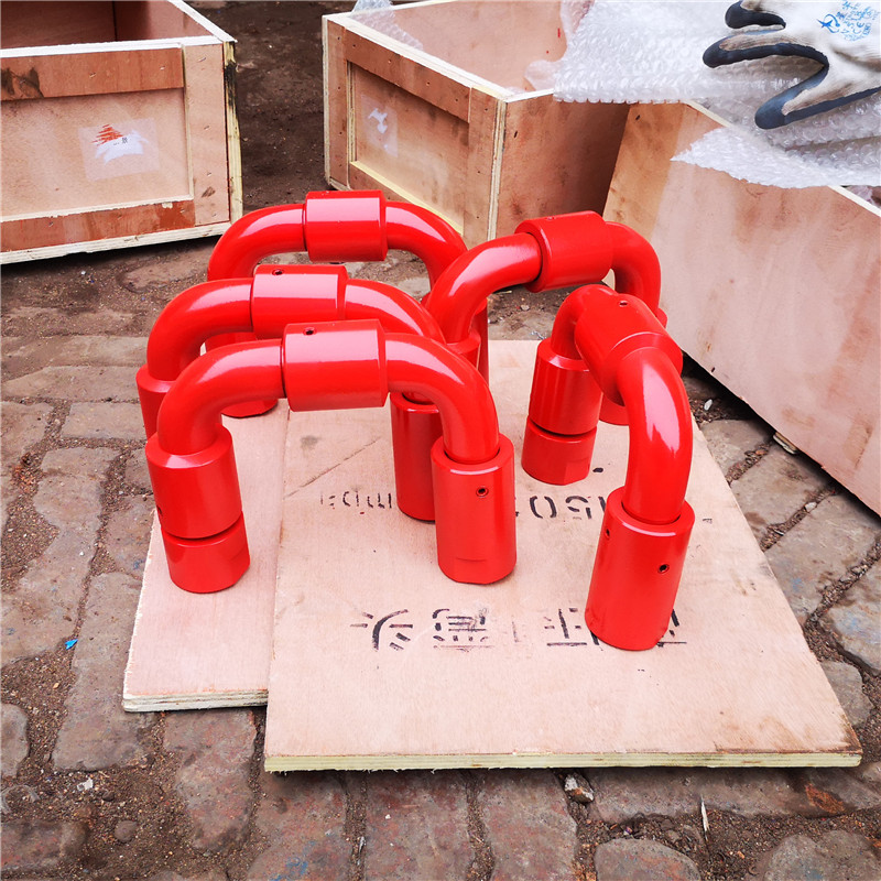 hydraulic swivel joint