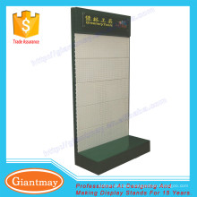 metal peg board hang garden display tool rack