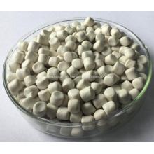 Polymergebundene vordispergierte Kautschukadditive CBS-75