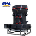 Famous SBM brand barite mtm130 raymond mill for sale