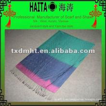El chal de la bufanda de la máquina del dobby de la importación