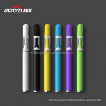 Ocitytimes Wholesale CBD Oil Vape Pen 1.0ml Full Ceramic CBD Vaporizer