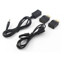 IR Extender Over HDMI Extender Receiver Transmitter Cable Kit