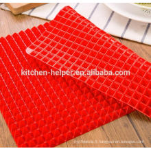 Origin Factory Price Tapis de protection en silicone et matrice de toilette