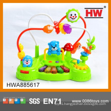 Funny Intelligence Toys Musical Animal Piano Toy For Baby