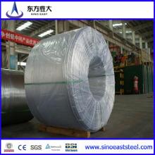 Alambre de aluminio vendedor caliente 9.5mm ASTM B233 o DIN 1712