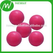 Fábrica Personalizar precios asequibles Bola de goma de 58 mm