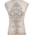 2020 New collection fashional rhinestone crystal appliques patch RM376