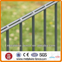 Double wire fencing for protection