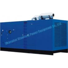 114.4 кВт в режиме ожидания, CUMMINS, / водяным охлаждением, портативный, навес, CUMMINS Тепловозное genset, CUMMINS Двигатель Тепловозный