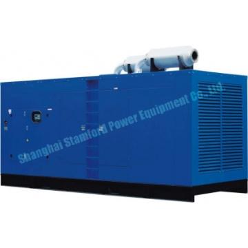 114.4kw en espera, CUMMINS, / refrigerado por agua, portátil, toldo, CUMMINS Grupo electrógeno diesel, CUMMINS Motor Diesel Genset