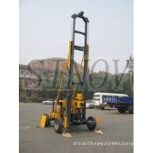 Drilling Capacity 600m Max Torque 3.5knm Core Drilling Rig