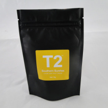 Stand up Zipper Bag Aluminum Foil Packaging Coffee Bag