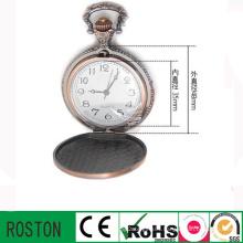Zinc Alloy Pocket Keychain Watch