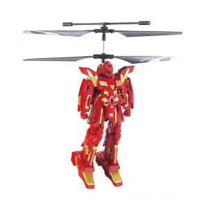 2.5CH RC Fighting Transformer Robot Quadcopter Helicopter