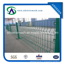 Clôture de treillis métallique de sécurité d'Eco