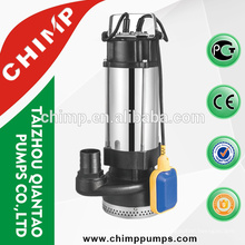 CHIMP SPA series 2hp bomba de agua eléctrica sumergible con impulsor 2/3 impulsor