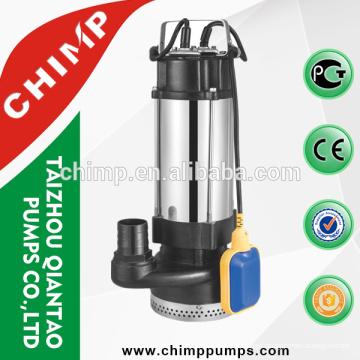 Bomba de água elétrica submergível da série 2HP dos TERMAS do CHIMP com 2 impulsor / impulsor 3