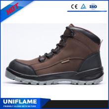 Headman Lace PU/PU Outsole Safety Footwear Ufb029