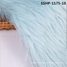 Long Hair Curly Artificial Mogolian Fur Eshp-1175-10