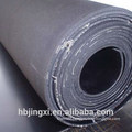 SBR NR Rubber Sheet Roll With Cloth Insertion