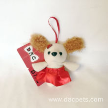 plush small sheep key ring