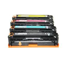 высококачественный совместимый тонер-картридж HP 131a