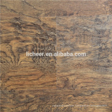 indoor middle embossed surface flooring easy lock laminate flooring