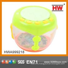 Новый дизайн Детские игрушки Музыкальный инструмент Электрический игрушечный барабан