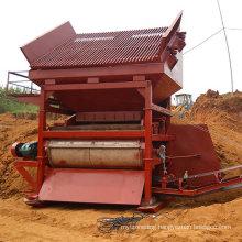 High Capacity Dry Magnetic Drum Separator