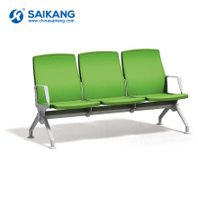SKE006-1 Cheap 3-Seater Treat Waiting Room Chairs