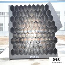 Tuyau de précipitateur électrostatique humide de FRP avec le poids léger